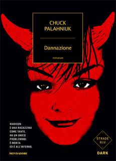 """""""Dannazione"""" di Chuck Palahniuk"""