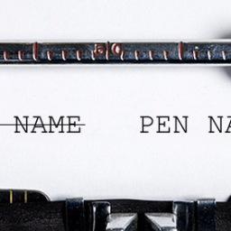 Dietro gli pseudonimi