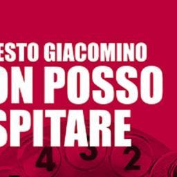Non posso ospitare, di Ernesto Giacomino