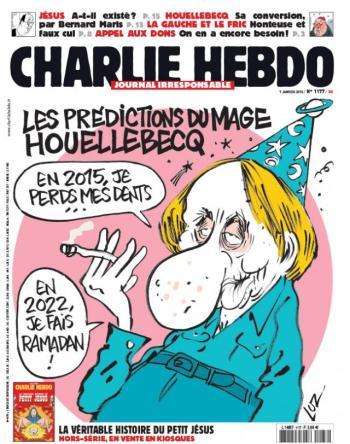 7-1-2015 Charlie Hebdo n. 1177
