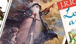Tolkien in Cartoni Animati e Fumetti