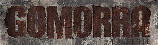 Gomorra Logo ruggine