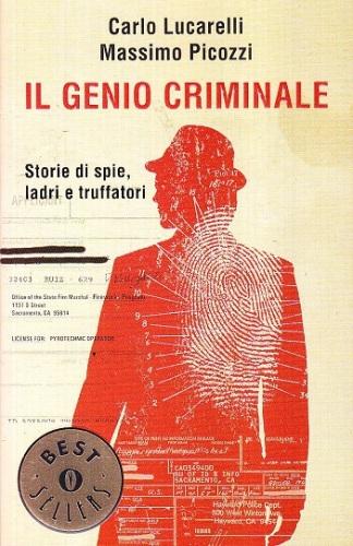 Il genio criminale - cover def