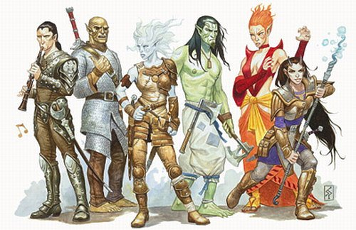Image result for raças dungeons and dragons