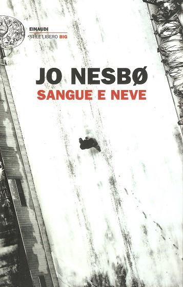 Jo Nesbo - Sangue e neve - Copertina