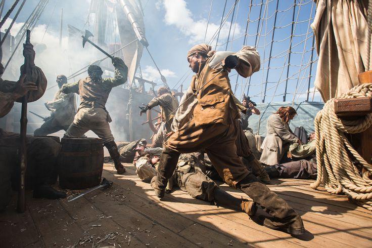 black sails battaglia