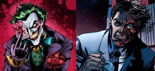 joker - due facce
