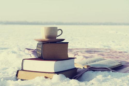 libri e neve