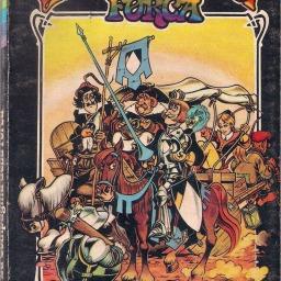 LA COMPAGNIA DELLA FORCA, il fantasy umoristico di Magnus e Romanini