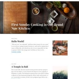 Il blog cambia pelle!
