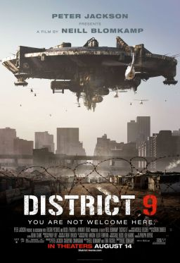 "Cult movie: ""District 9"""