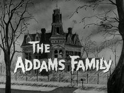 Mitologia contemporanea: gli Addams