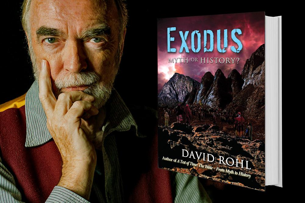 david rohl exodus