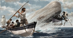 Un commento a Moby Dick