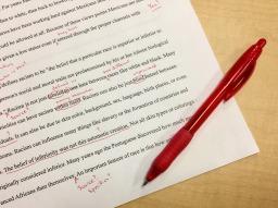 Saranno Scrittori: Rivisto e Corretto.  L'Editing: cos'è e perché è utile