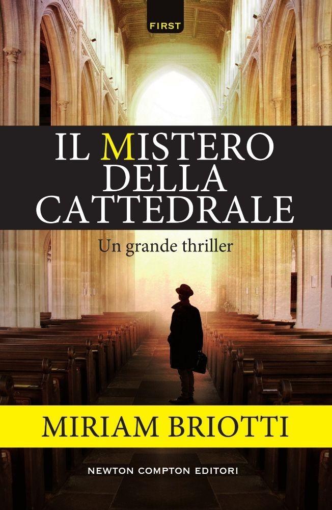 Il mistero della cattedrale_copertina libro
