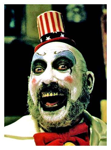 Risultati immagini per clown del terrore