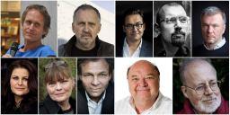 Giallo, noir e dintorni: C'è del Giallo in Danimarca? 10 autori da conoscere