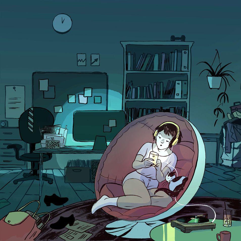 Alberto Della Rossa - Procrastinazione e scrittura 2 - procrastinare gatto