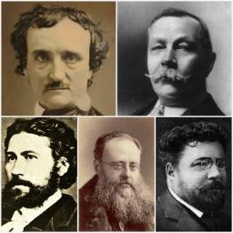 Giallo, noir e dintorni – Gli inventori della detective story: da Edgar Allan Poe a Agatha Christie (Prima parte)